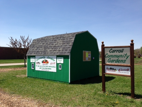 Carroll County Community Gardens